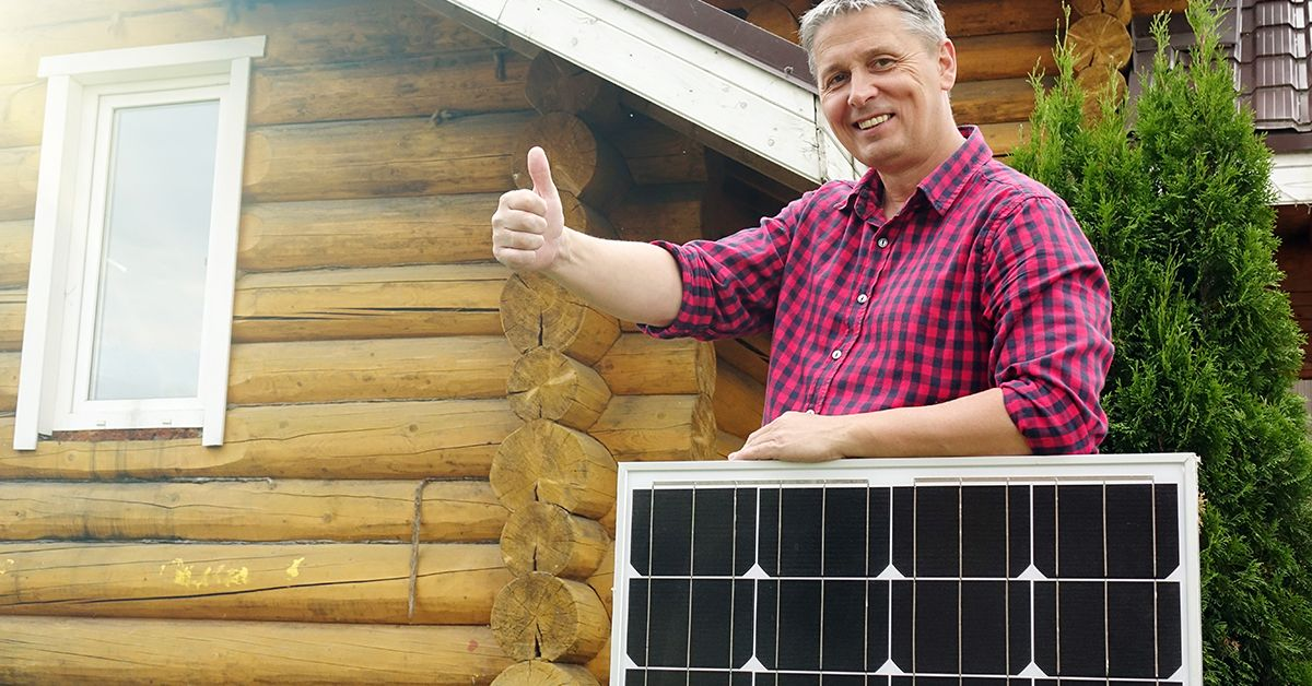 Federal Tax Credit - Solar Panels