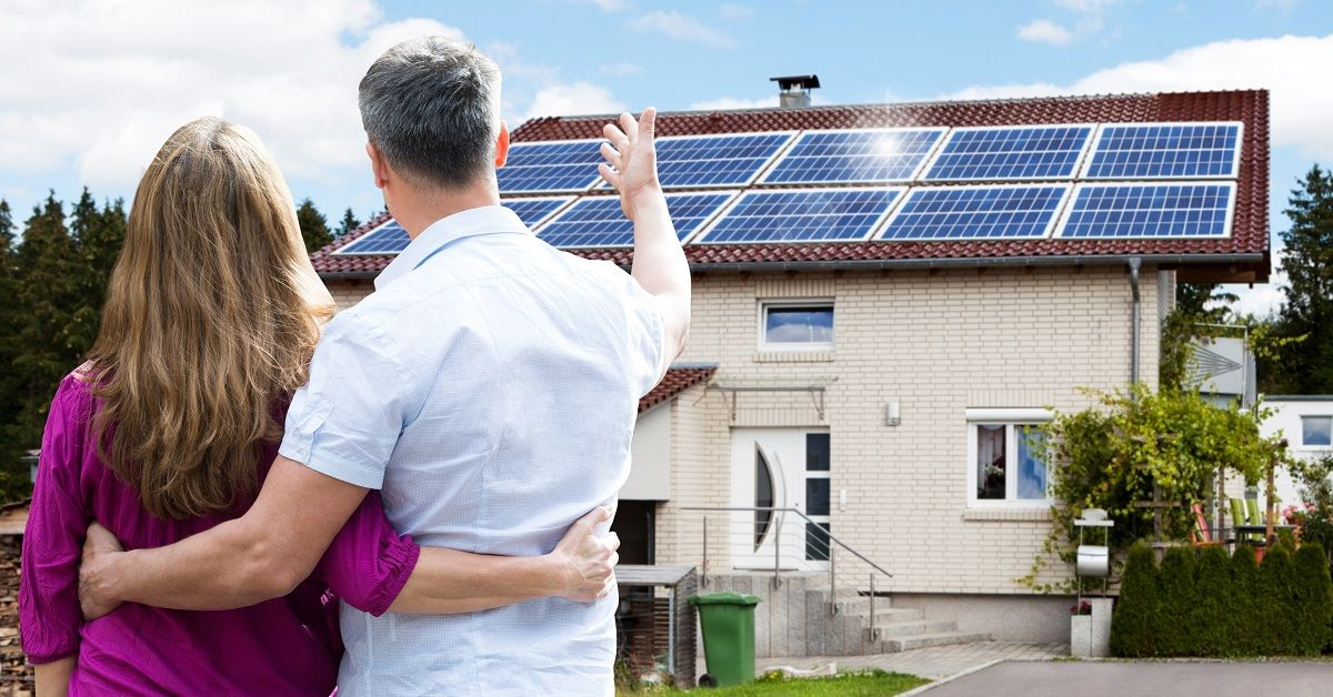 Home Solar Panels Tax Incentive